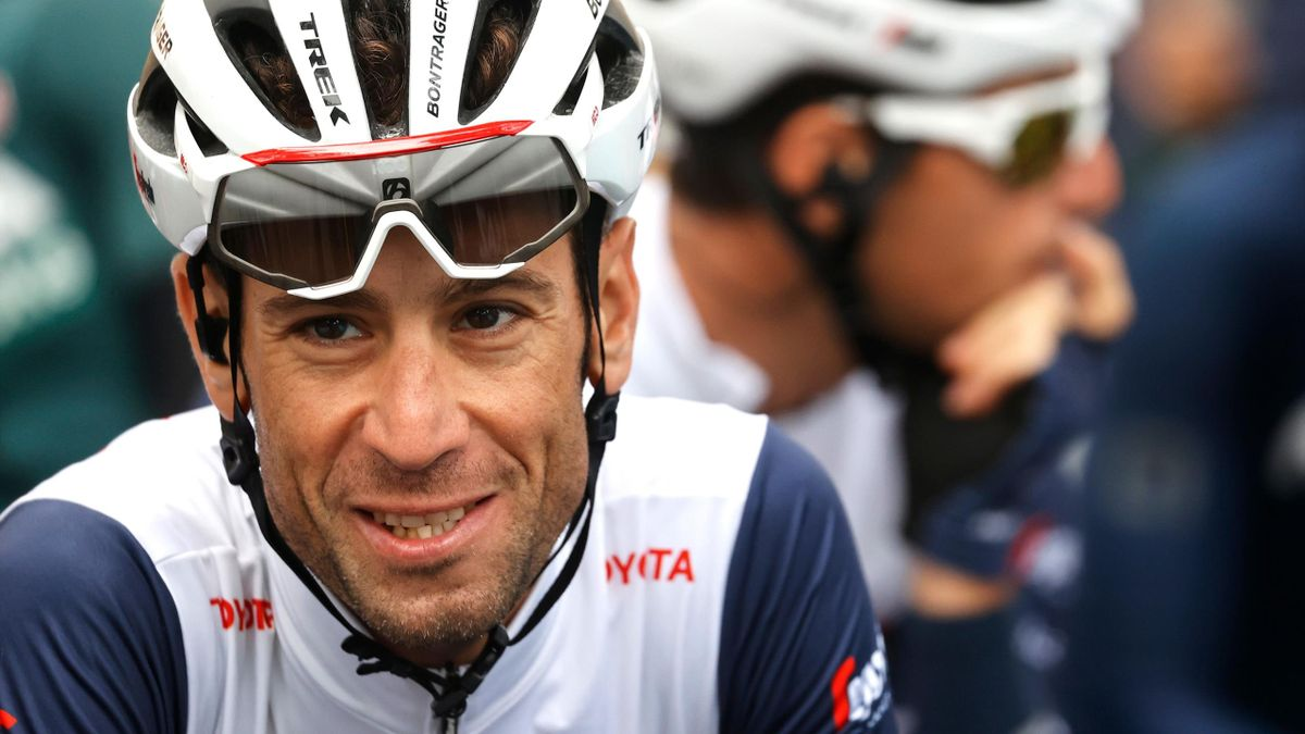 Vincenzo Nibali - Team Trek