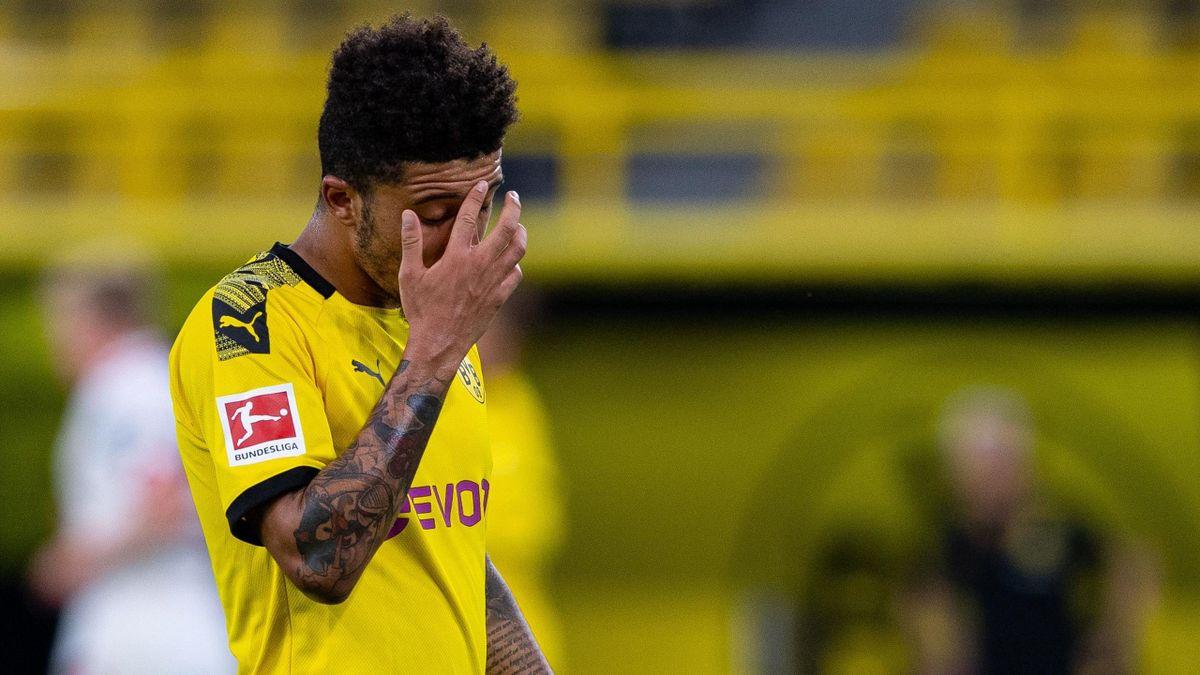 Drei Dinge Die Bei Bvb Mainz Auffielen Totalausfall Von Dortmunds Prunkstuck Eurosport