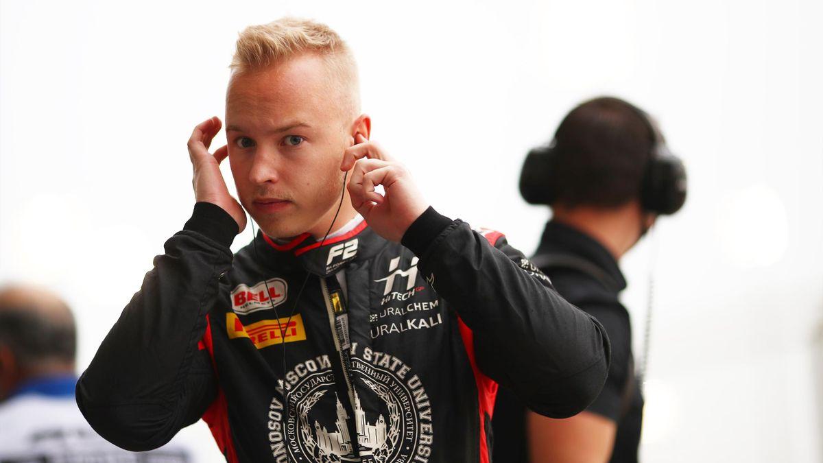 Nikita Mazepin debütiert 2021 für Haas in der Formel 1 an der Seite von Mick Schumacher