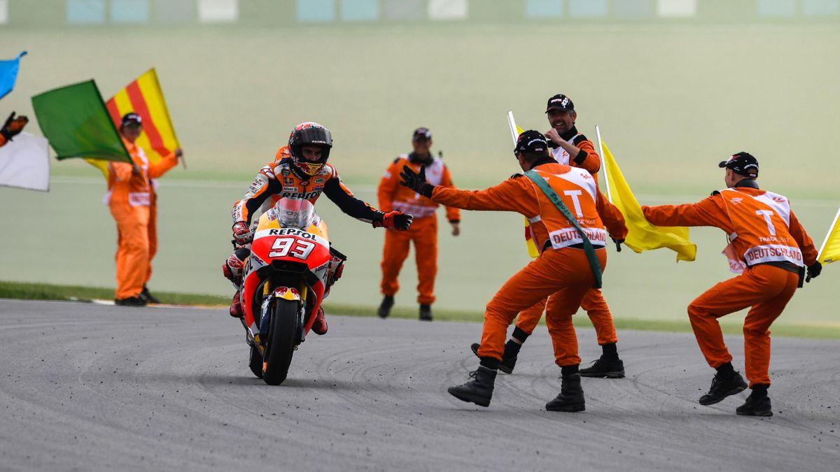Marc Marquez (Honda HRC) - Grand Prix of Germany 2017