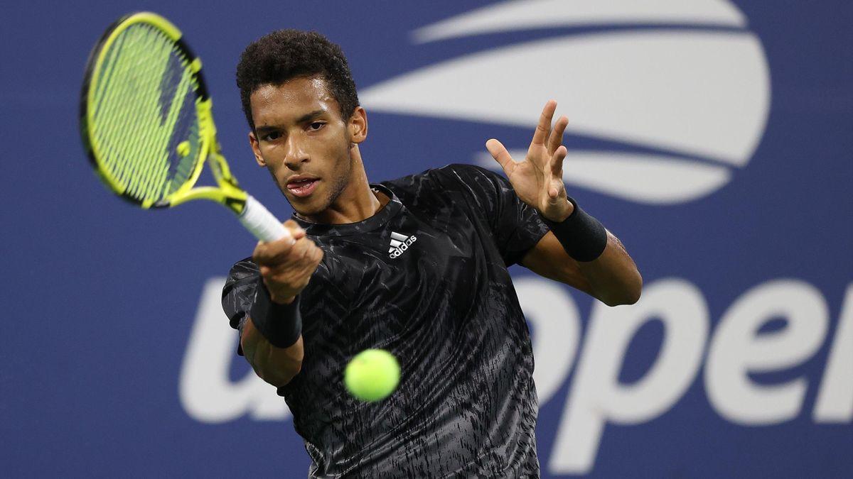 Félix Auger-Aliassime (US Open 2021)