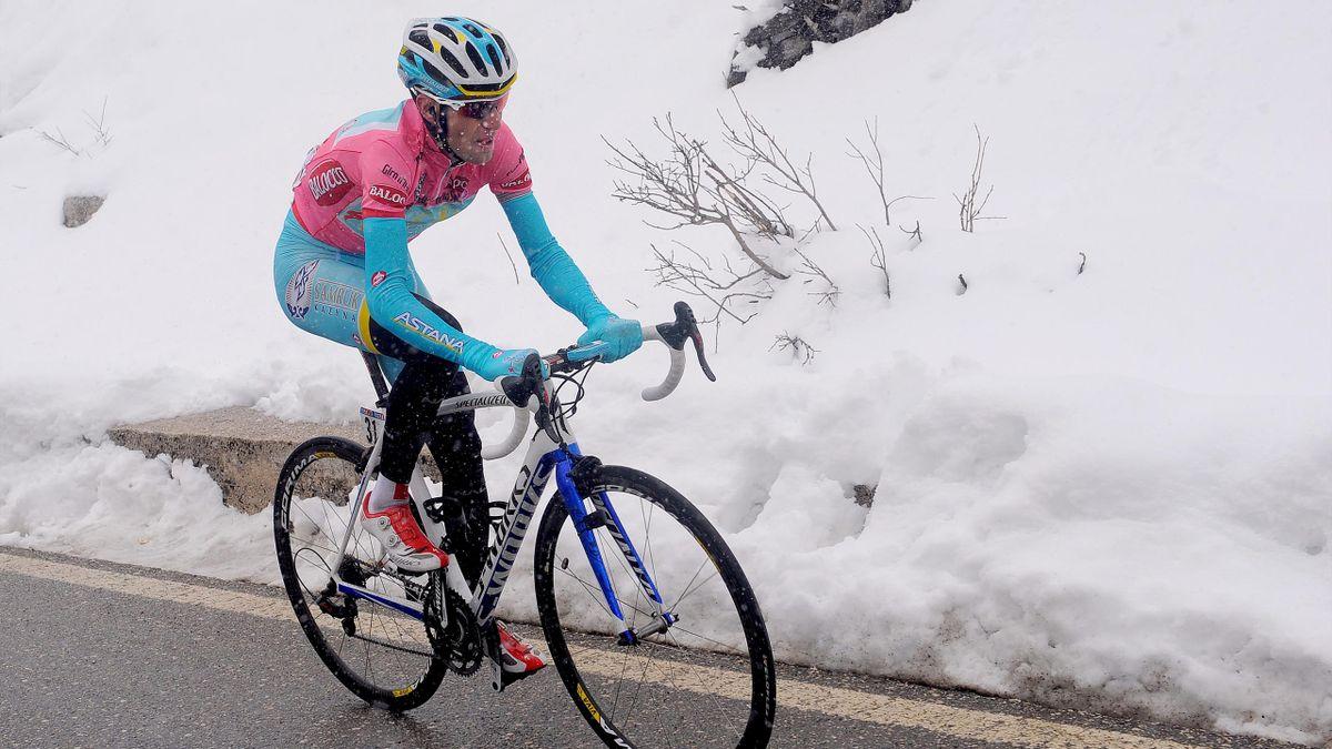 Nibali a câștigat Giro în 2013 și 2016