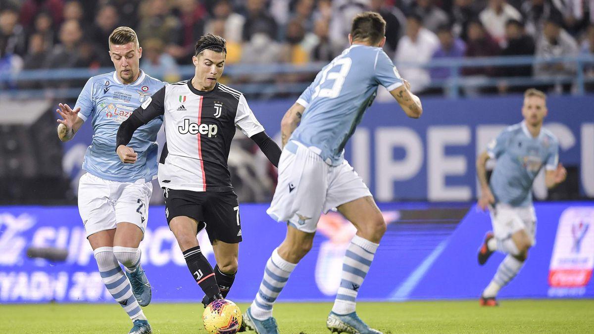 Cristiano Ronaldo și Juventus vor avea viață cu Lazio în acest sezon