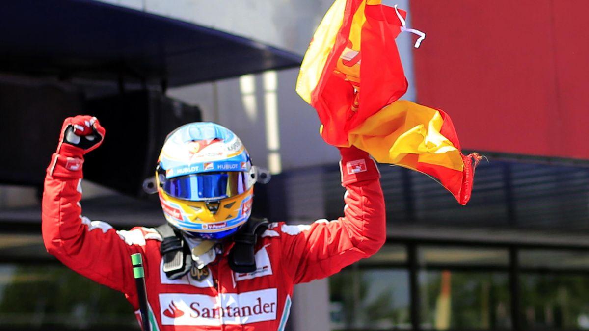 Alonso Ferrari Still Needs More Pace Eurosport