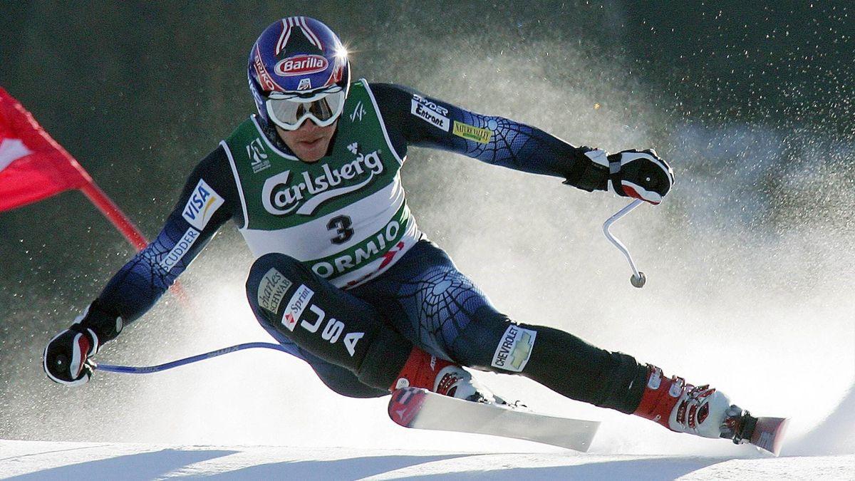 Bormio 2005: Bode Miller holt Gold in der Abfahrt
