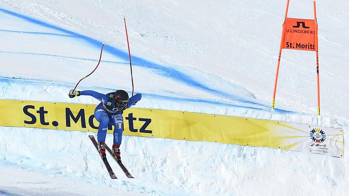 St Moritz 2017 Sofia Goggia