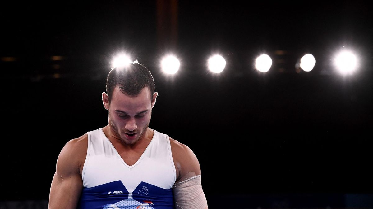 Samir Aït-Saïd aux Jeux Olympiques de Tokyo 2020