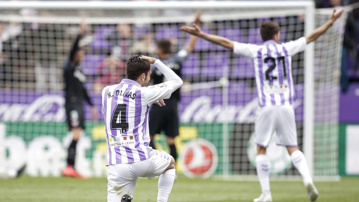 Kiko Olivas (Real Valladolid)