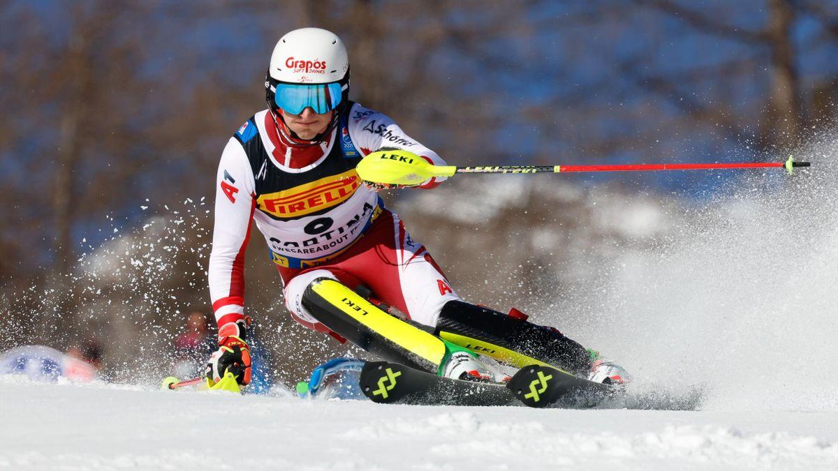 Adrian Pertl of Austria