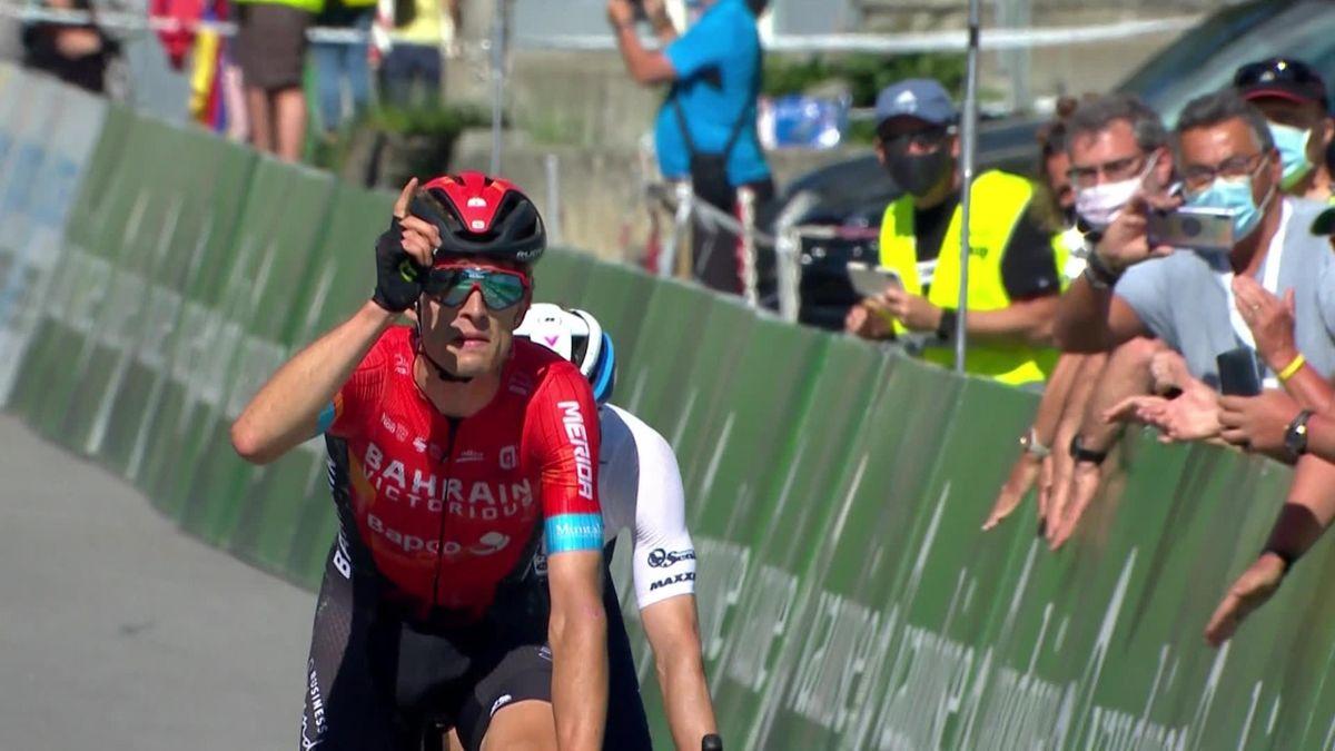 Highlights: Carapaz wins Tour de Suisse, Mader secures Stage 8