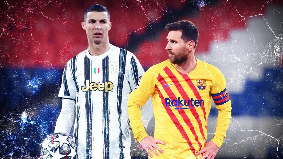 Messi et Ronaldo ne verront pas les quarts de finale de Ligue des champions