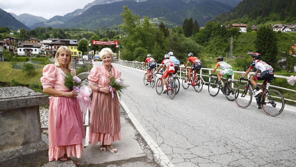 Giro etappe 14