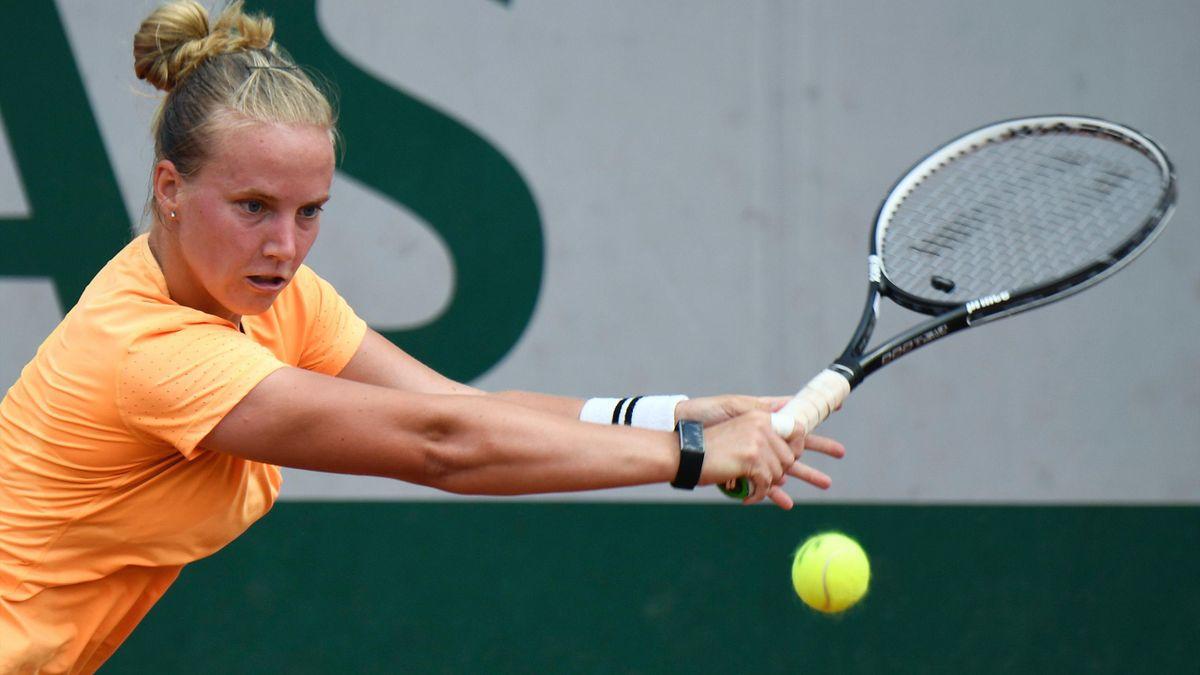Richel Hogenkamp, Roland Garros 2017