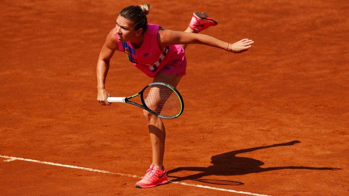 Simona Halep, favorită la Roland Garros