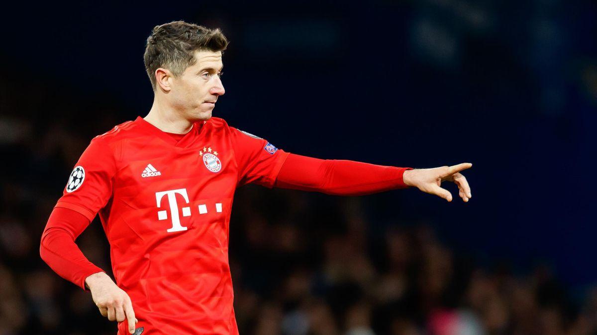 Robert Lewandowski vom FC Bayern spendet eine Million Euro
