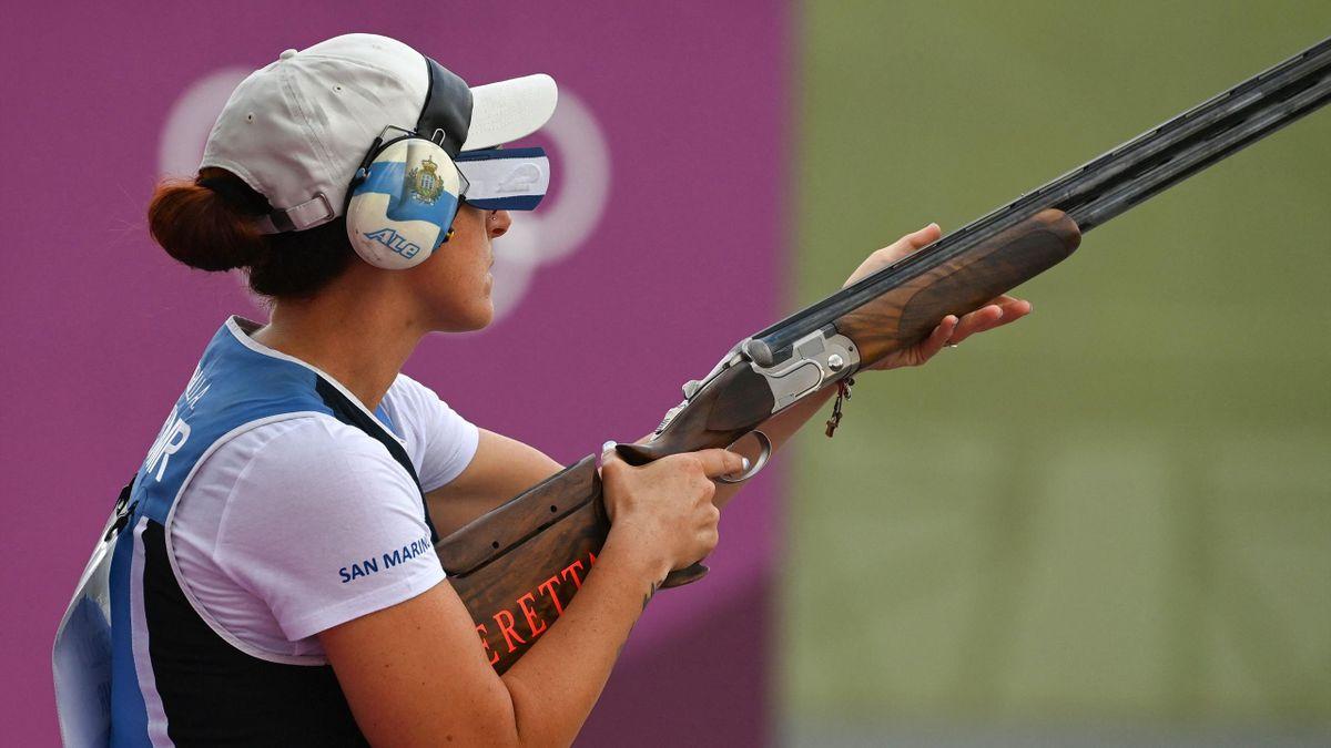 Alessandra Perilli prima medaglia di San Marino alle Olimpiadi