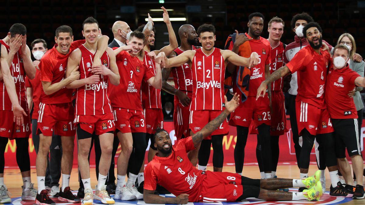 Die Bayern-Basketballer schreiben Geschichte