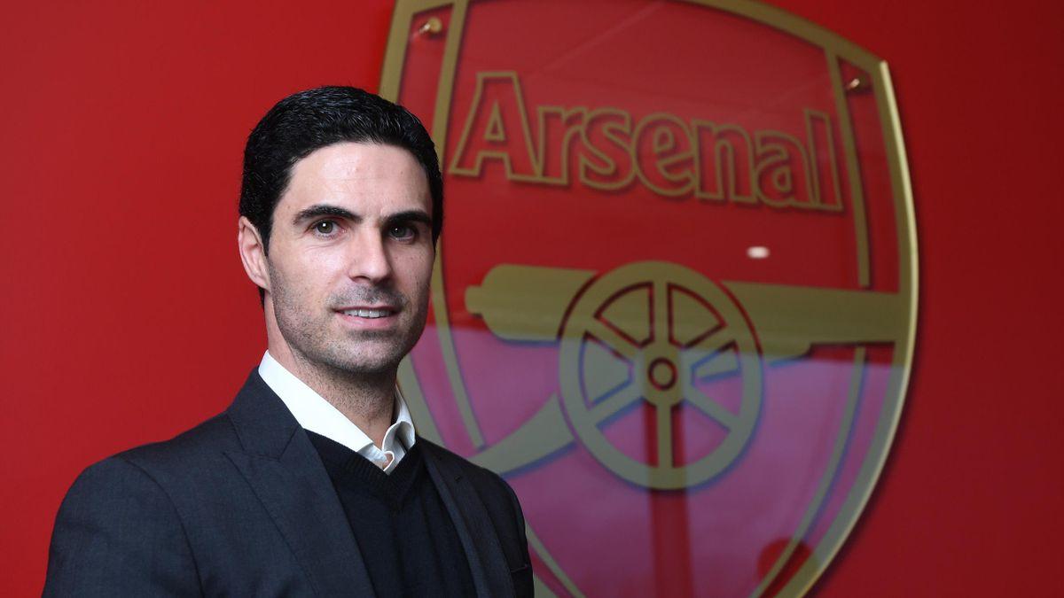 """FC Arsenal: Mikel Arteta neuer """"Gunners""""-Coach"""