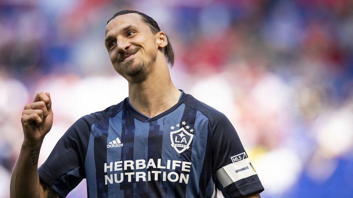 Zlatan Ibrahimovic, L.A. Galaxy
