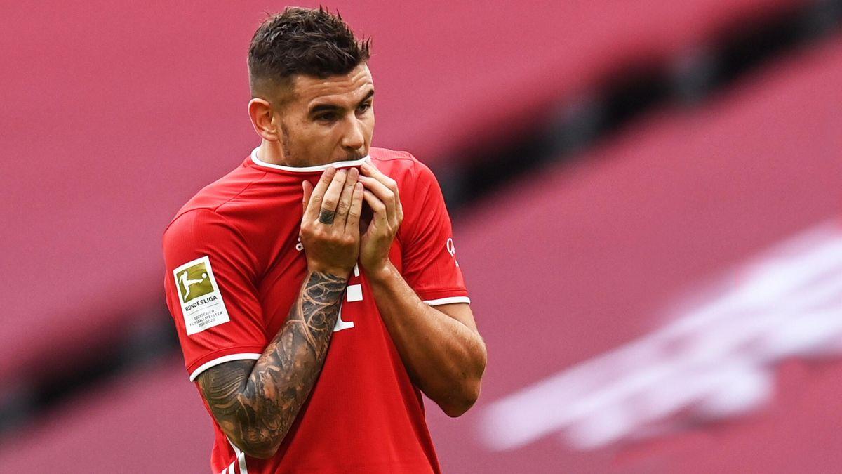 Bayern defender gets six-month jail term for restraining order break