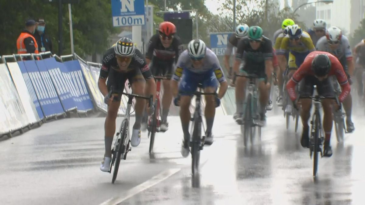 Cycling Brussels Classic - Tim Merlier win the race