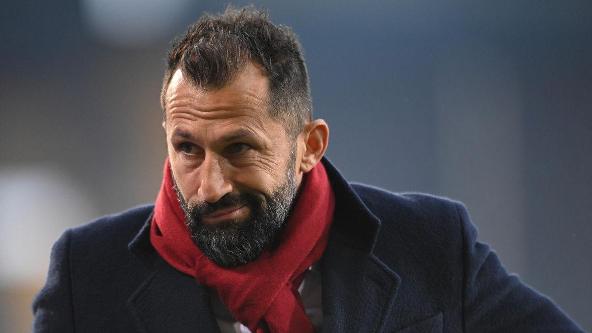Hasan Salihamidzic ist seit Sommer 2020 Sportvorstand beim FC Bayern München