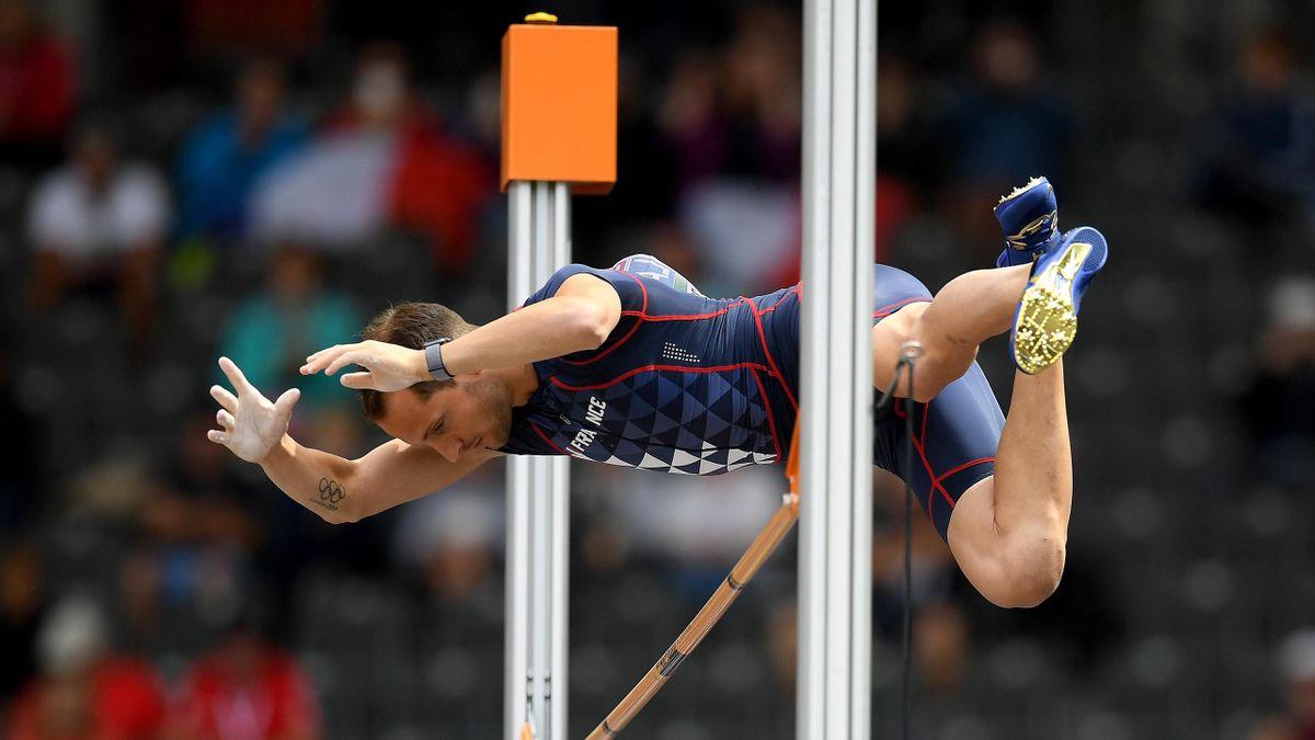 Renaud Lavillenie / Championnats d'Europe de Berlin