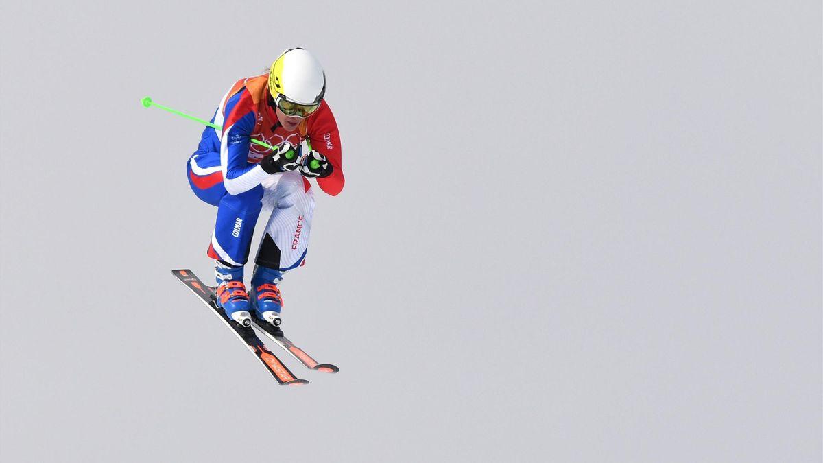Alizée Baron aux Jeux 2018