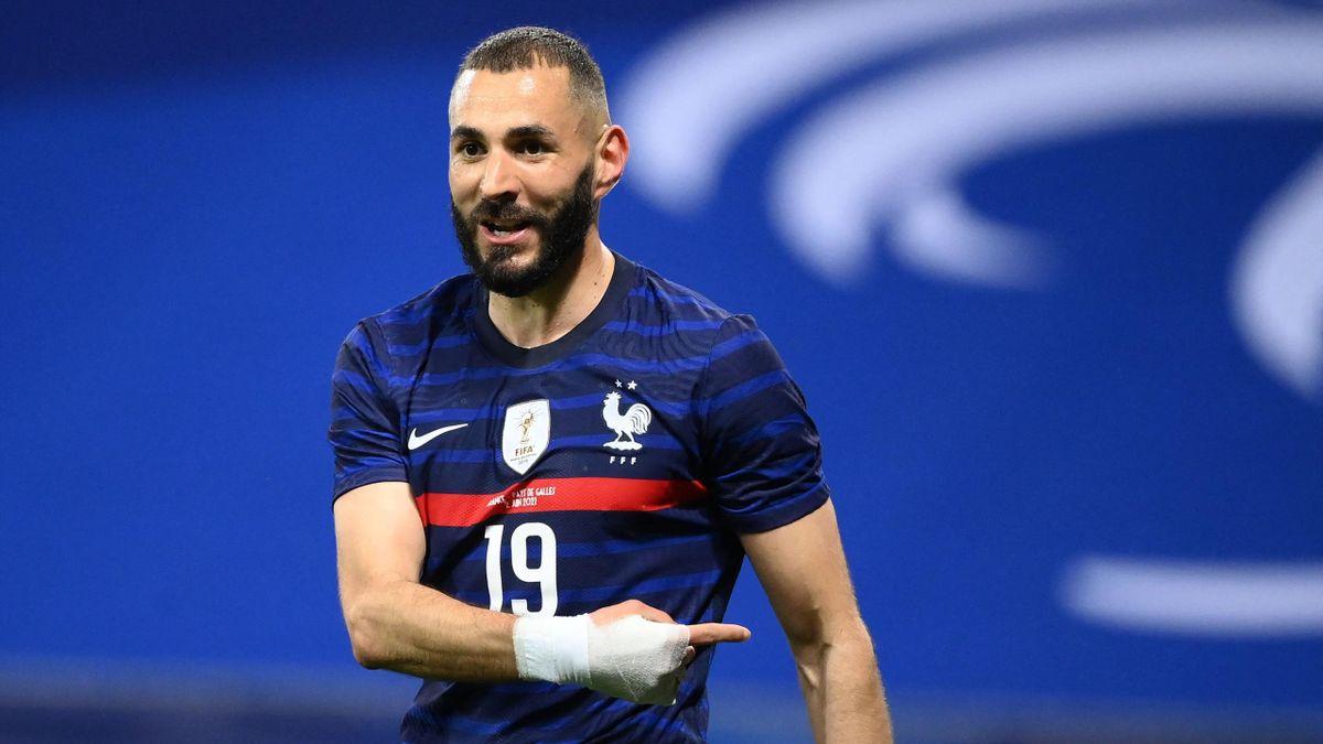 Karim Benzema (Frankreich)