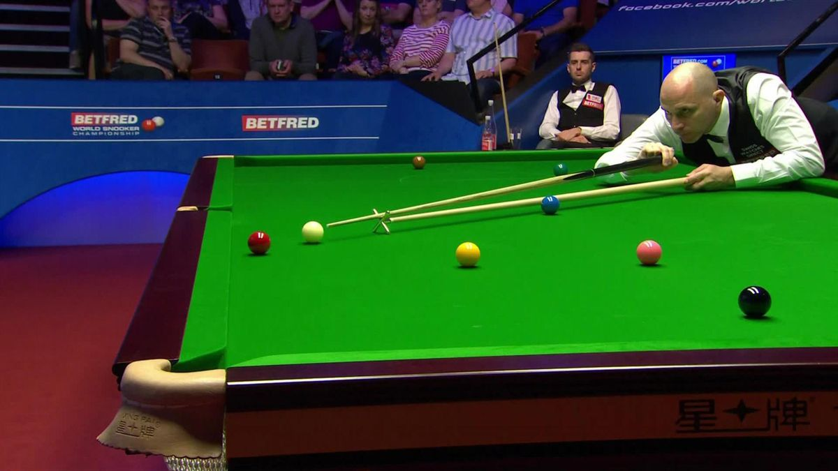 Snooker: Selby vs Perry