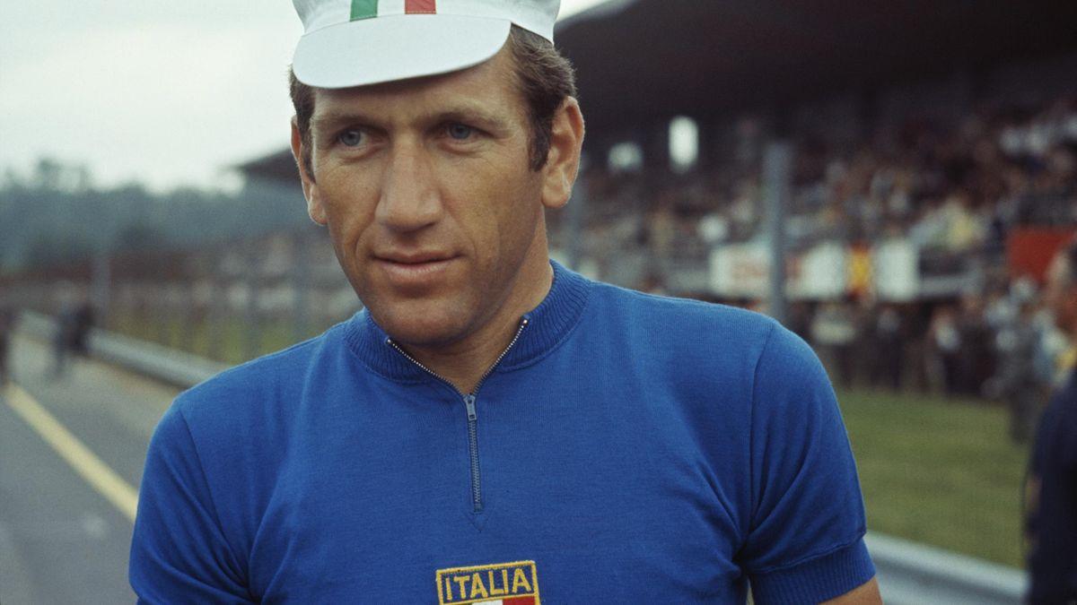 Vittorio Adorni ai Mondiali di Imola: 1 settembre 1968