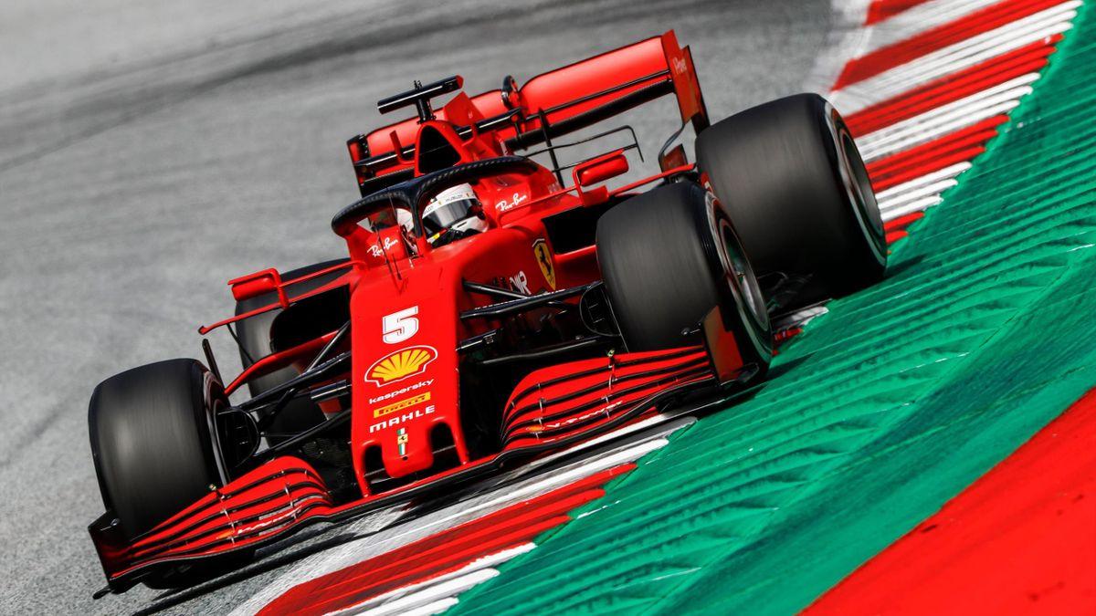 Sebastian Vettel și Ferrari se vor despărți la finalul lui 2020