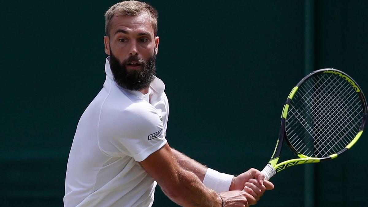 Benoît Paire (Wimbledon 2019)