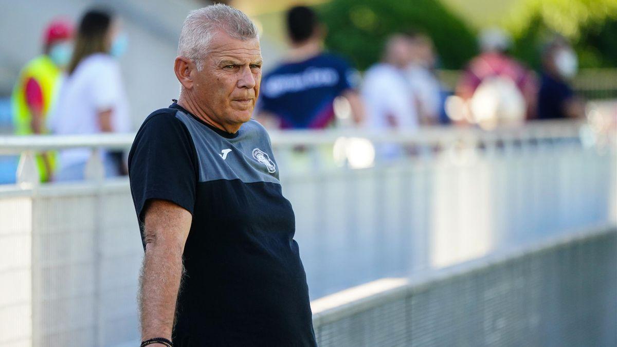 Patrice Garande, entraîneur du Toulouse FC