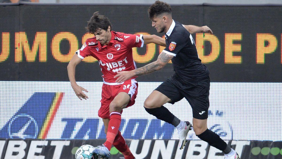 Dinamo - FC Hermannstadt  1-1, în prima etapă din Liga 1