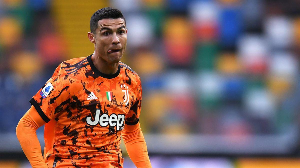 Cristiano Ronaldo trasforma il rigore della parità