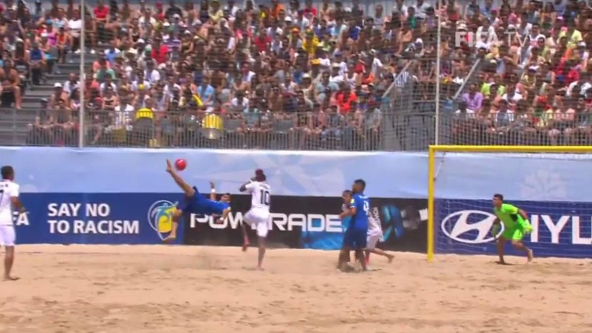 Beach Soccer World Cup 2015 Italia