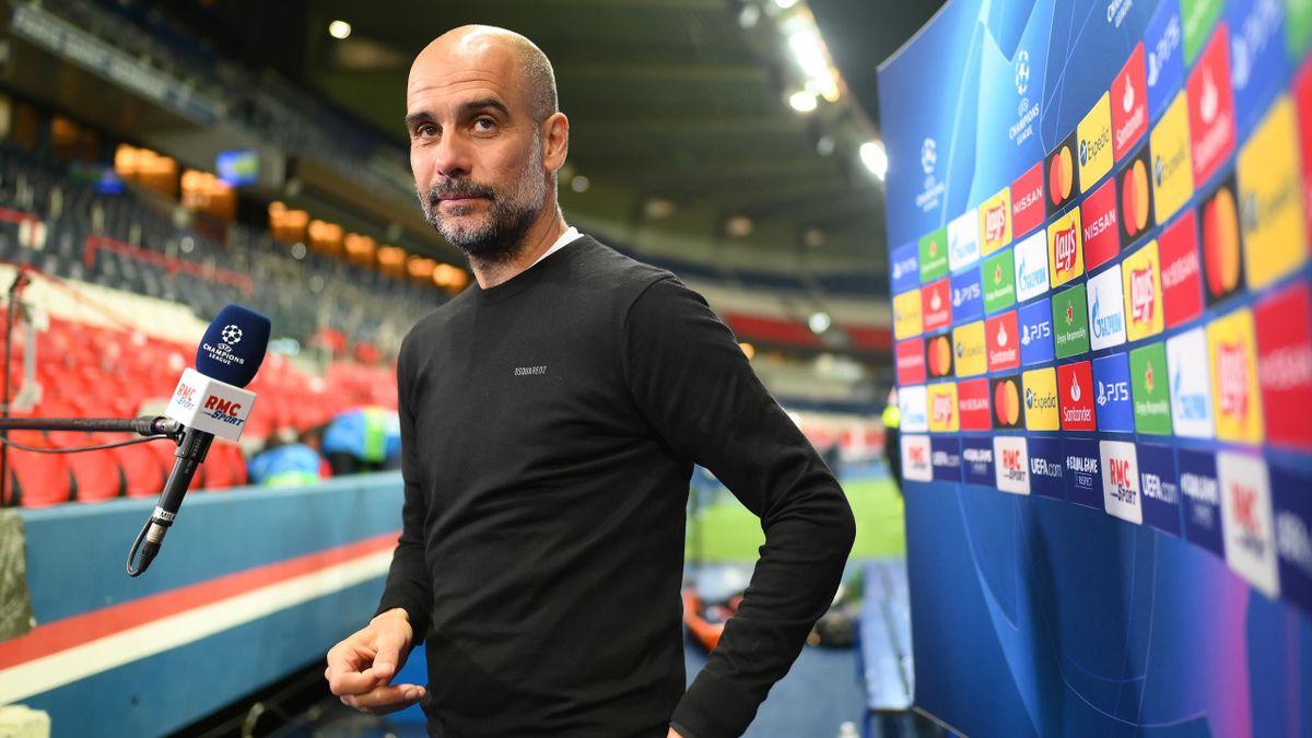Pep Guardiola | Manchester City