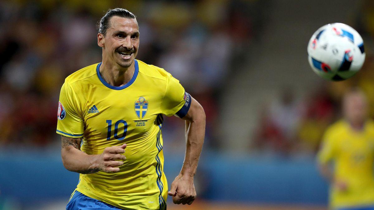 Zlatan Ibrahimovic retired from international football after Euro 2016 (Nick Potts/EMPICS)