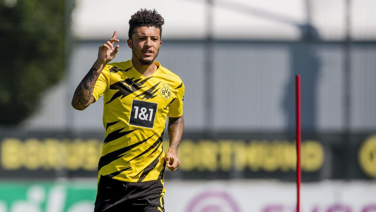 Jadon Sancho este evaluat de Borussia Dortmund la 119 milioane