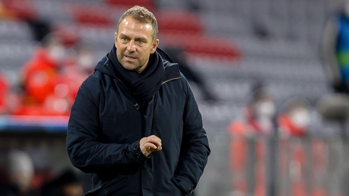Bayern-Trainer Hans-Dieter Flick