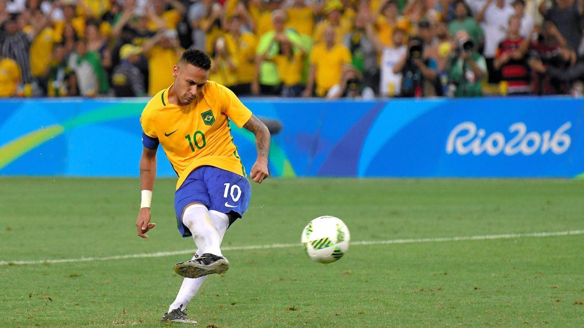 Tokyo 2020 : Alle olympische doelpunten van Neymar