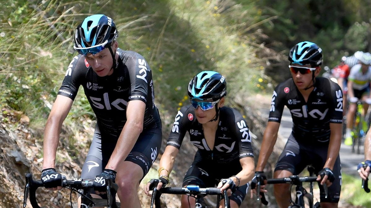 Chris Froome and Team Sky