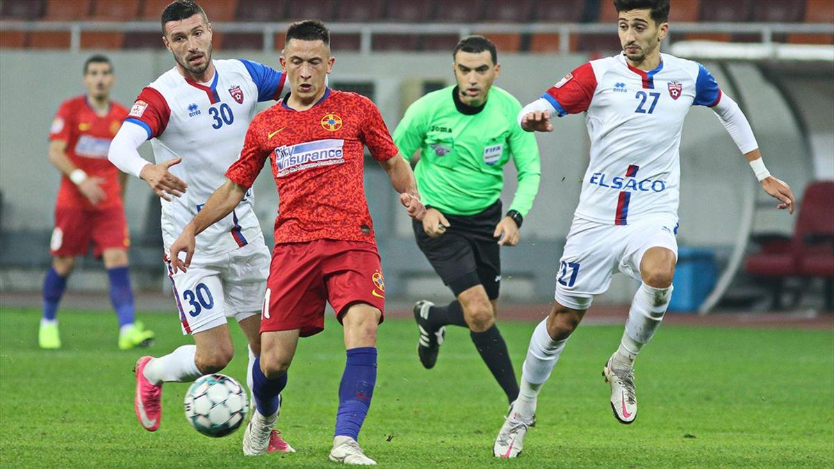 Moruțan, în confruntarea cu FC Botoșani