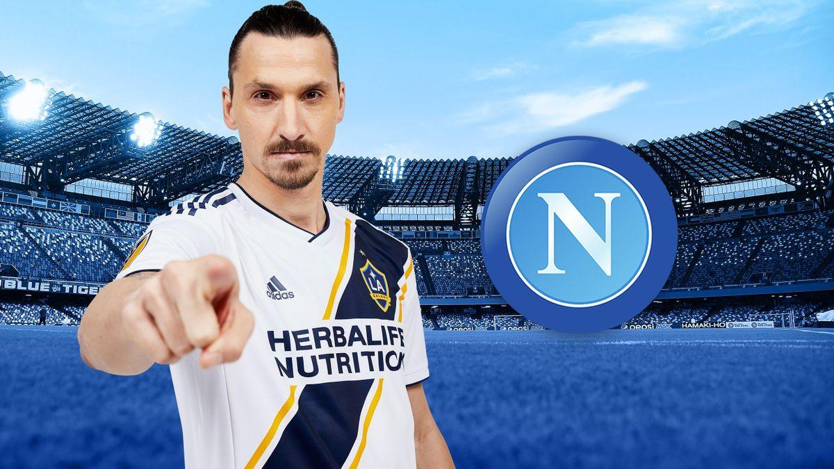Zlatan Ibrahimović verso Napoli?