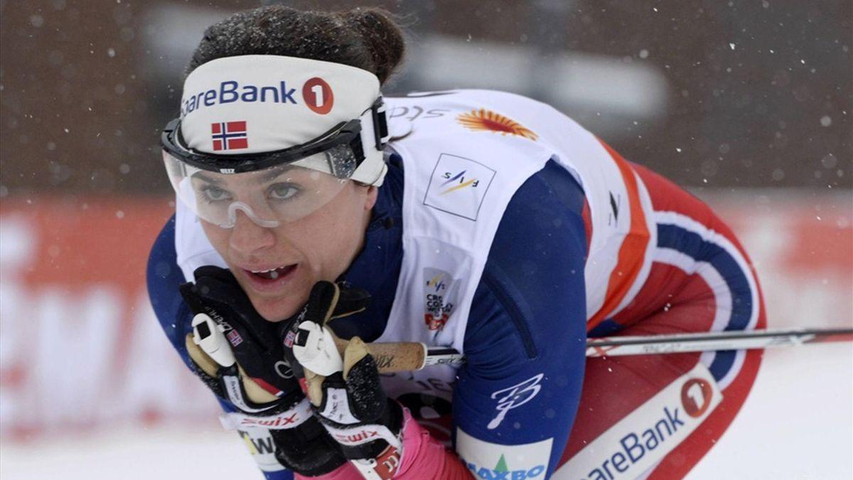 Skilanglauf: Weng schlägt Johaug - Ringwald gute 13.