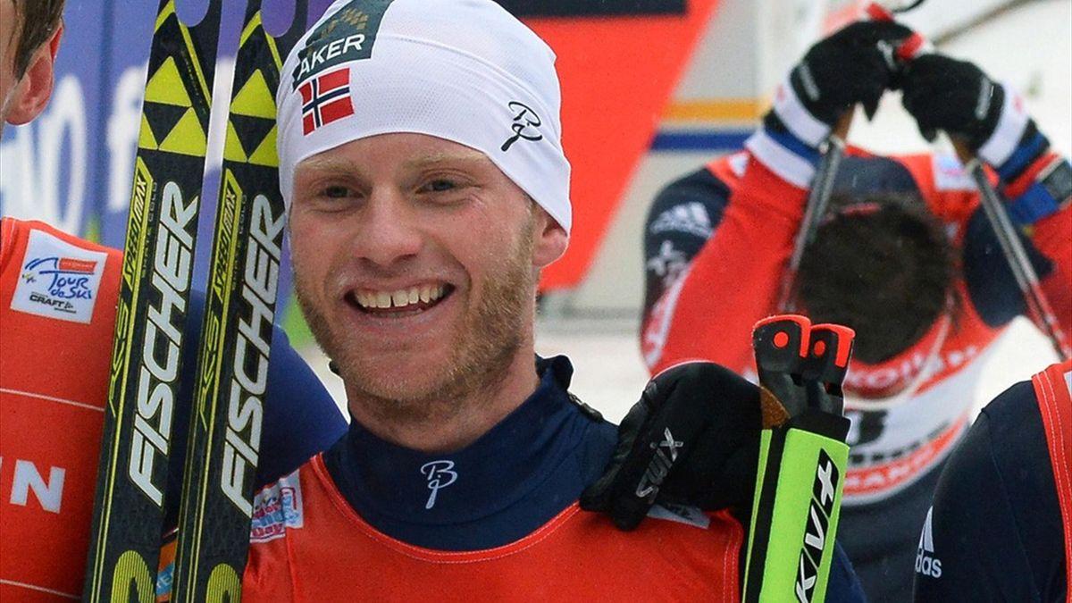 Souveräner Sieg für Martin Johnsrud Sundby