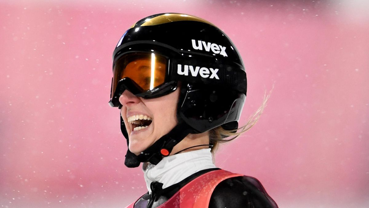 Olympia 2018: Katharina Althaus