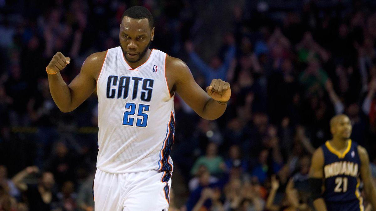 Charlotte Bobcats center Al Jefferson (Reuters)