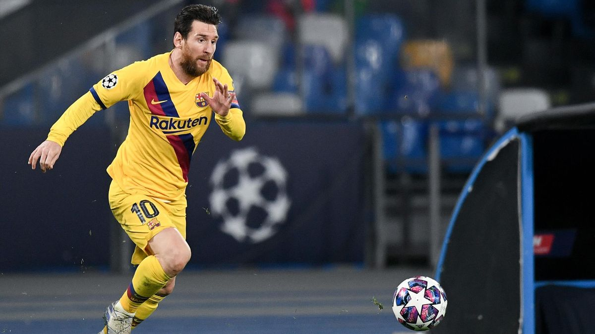 Lionel Messi (Getty Images)